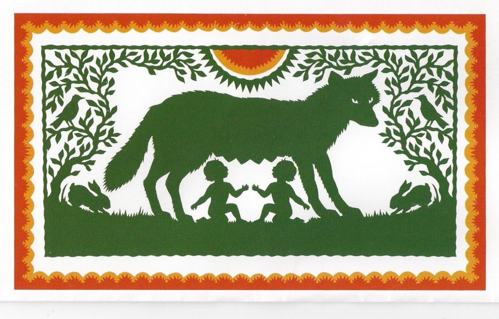"""Romulus and Remus"""